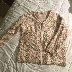 Toni Knit Jacket Cardigan